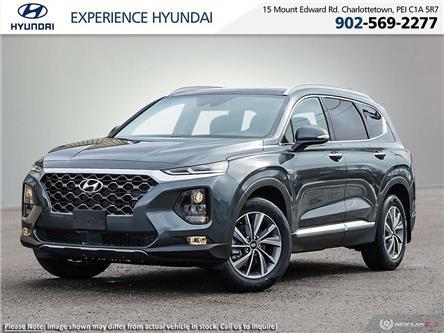 2020 Hyundai Santa Fe Luxury 2.0 (Stk: N580) in Charlottetown - Image 1 of 23