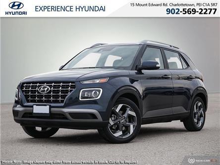 2020 Hyundai Venue Ultimate w/Denim Interior (IVT) (Stk: N716) in Charlottetown - Image 1 of 23