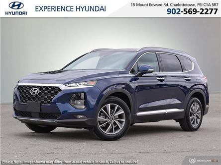 2020 Hyundai Santa Fe Luxury 2.0 (Stk: N591) in Charlottetown - Image 1 of 23