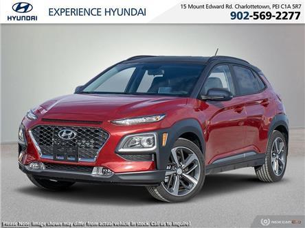 2020 Hyundai Kona 1.6T Trend w/Two-Tone Roof (Stk: N612) in Charlottetown - Image 1 of 23