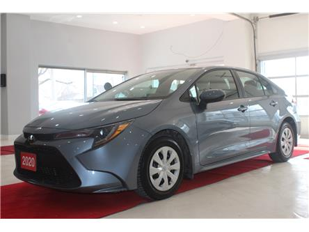 2020 Toyota Corolla LE (Stk: 007557) in Richmond Hill - Image 1 of 29