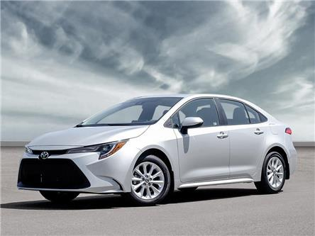 2020 Toyota Corolla LE (Stk: 20CR447) in Georgetown - Image 1 of 23
