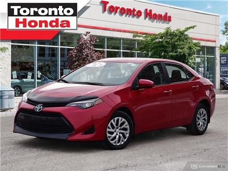 2017 Toyota Corolla LE (Stk: H39969P) in Toronto - Image 1 of 28