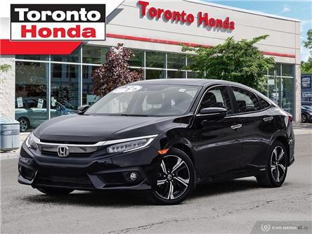 2018 Honda Civic Sedan Touring (Stk: H40022A) in Toronto - Image 1 of 27