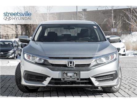 2016 Honda Civic LX (Stk: P0811) in Mississauga - Image 2 of 18
