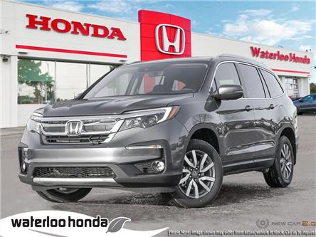 2020 Honda Pilot EX (Stk: H6860) in Waterloo - Image 1 of 21