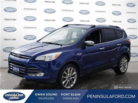 2016 Ford Escape SE (Stk: 1942A) in Owen Sound - Image 1 of 24
