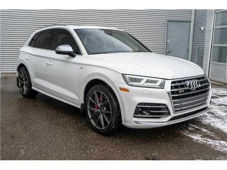 2018 Audi SQ5 3.0T Technik (Stk: N5257A) in Calgary - Image 2 of 17