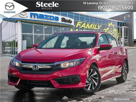 2017 Honda Civic EX (Stk: M2961) in Dartmouth - Image 1 of 27