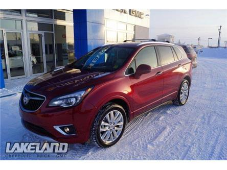 2019 Buick Envision Premium II (Stk: ST9075) in St Paul - Image 1 of 23