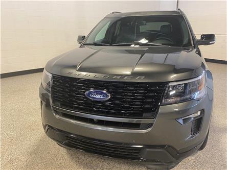 2018 Ford Explorer Sport (Stk: B12323) in Calgary - Image 2 of 21