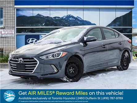 2017 Hyundai Elantra GL (Stk: U06789) in Toronto - Image 1 of 22