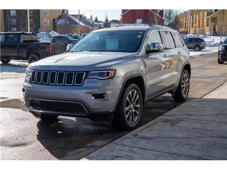 2018 Jeep Grand Cherokee Limited (Stk: B81570) in Okotoks - Image 1 of 24