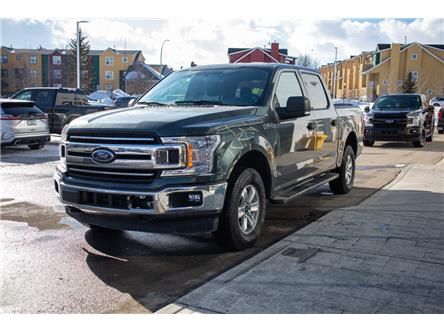 2018 Ford F-150 XLT (Stk: B81582) in Okotoks - Image 1 of 22