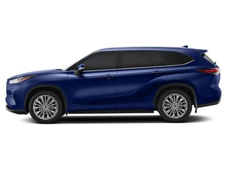 2020 Toyota Highlander XLE (Stk: D0034) in Peterborough - Image 2 of 3
