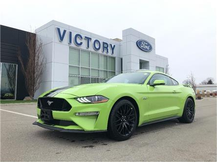 2020 Ford Mustang GT Premium (Stk: VMU19276) in Chatham - Image 1 of 19