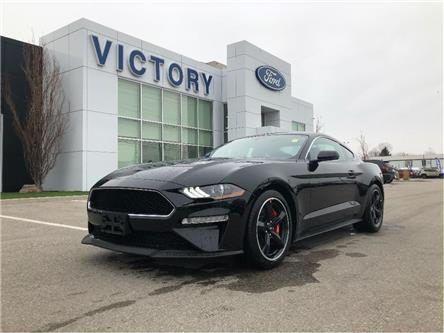 2020 Ford Mustang BULLITT (Stk: VMU19282) in Chatham - Image 1 of 21