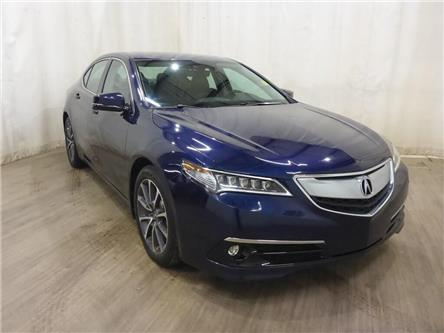 2015 Acura TLX Elite (Stk: 20021240) in Calgary - Image 1 of 26