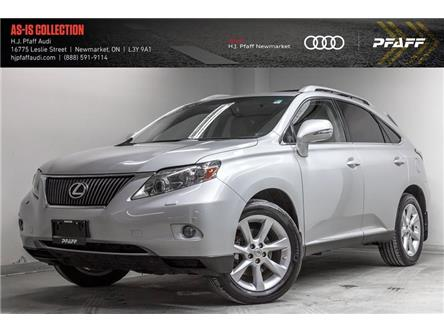 2010 Lexus RX 350 Base (Stk: A12295A) in Newmarket - Image 1 of 22