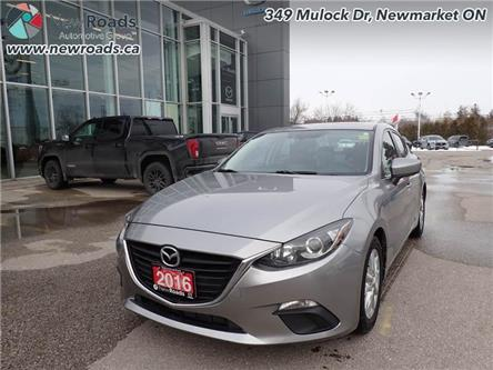 2016 Mazda Mazda3 GS (Stk: 14376) in Newmarket - Image 1 of 30