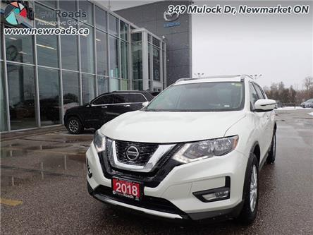 2018 Nissan Rogue AWD SV (Stk: 14381) in Newmarket - Image 1 of 30