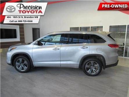 2017 Toyota Highlander Limited (Stk: 17488) in Brandon - Image 1 of 26
