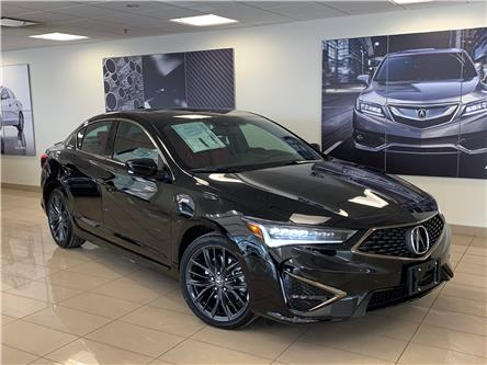 2020 Acura ILX Tech A-Spec (Stk: L13185) in Toronto - Image 1 of 10