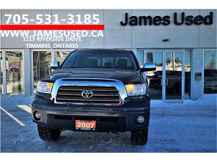 2007 Toyota Tundra Limited 4.7L V8 (Stk: N19303C) in Timmins - Image 1 of 16