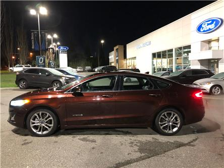 2019 Ford Fusion Hybrid Titanium (Stk: OP2034) in Vancouver - Image 2 of 26