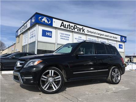 2013 Mercedes-Benz Glk-Class Base (Stk: 13-00733) in Brampton - Image 1 of 22