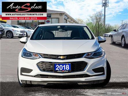 2018 Chevrolet Cruze  (Stk: 1CR6W21) in Scarborough - Image 2 of 28