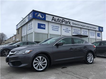 2017 Acura ILX  (Stk: 17-03407) in Brampton - Image 1 of 26