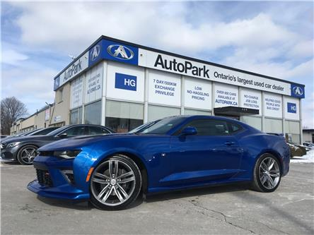 2017 Chevrolet Camaro 1SS (Stk: 17-09832) in Brampton - Image 1 of 26