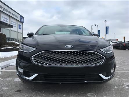 2019 Ford Fusion Hybrid Titanium (Stk: 19-11675) in Brampton - Image 2 of 25