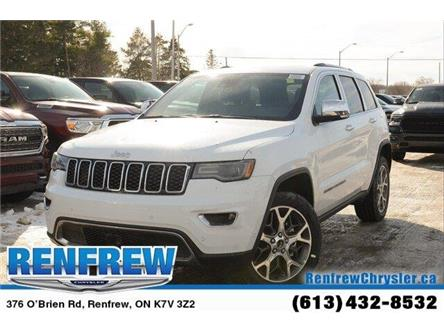 2020 Jeep Grand Cherokee Limited (Stk: L043) in Renfrew - Image 1 of 23