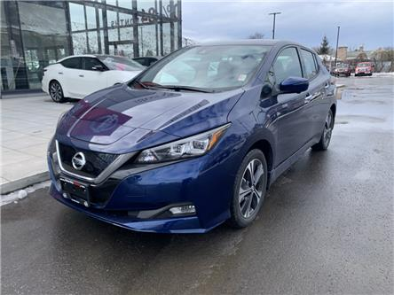 2020 Nissan LEAF SL PLUS (Stk: C20008) in Kamloops - Image 1 of 25