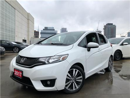2017 Honda Fit EX-L Navi (Stk: H20299A) in Toronto - Image 1 of 31