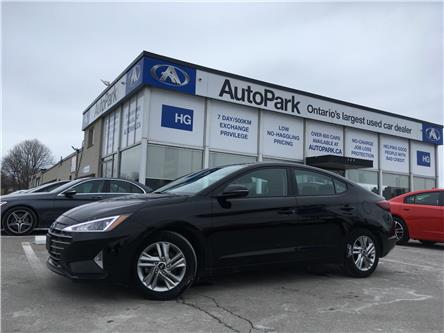 2020 Hyundai Elantra Preferred w/Sun & Safety Package (Stk: 20-99269) in Brampton - Image 1 of 24