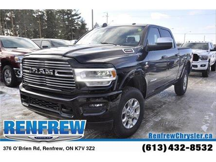 2019 RAM 2500 Laramie (Stk: K324) in Renfrew - Image 1 of 27