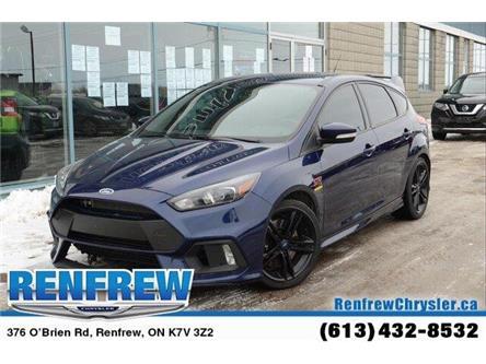 2016 Ford Focus ST Base (Stk: K262B) in Renfrew - Image 1 of 24