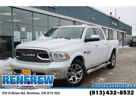 2016 RAM 1500 Longhorn (Stk: P1727) in Renfrew - Image 1 of 28