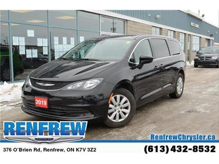 2019 Chrysler Pacifica LX (Stk: K371A) in Renfrew - Image 1 of 24