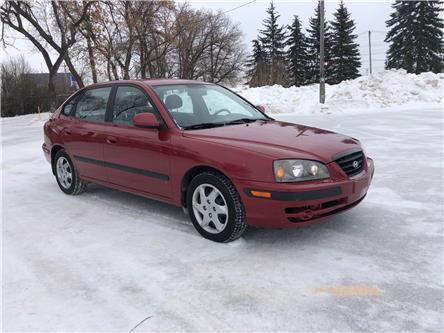 2006 Hyundai Elantra VE (Stk: ) in Winnipeg - Image 1 of 19
