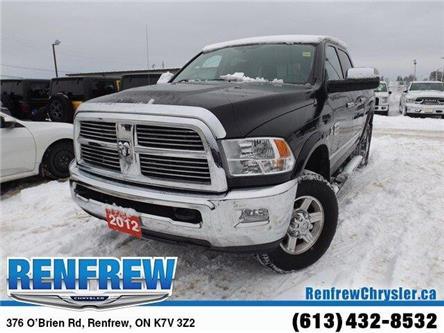 2012 RAM 2500 Laramie Longhorn (Stk: K329A) in Renfrew - Image 1 of 28