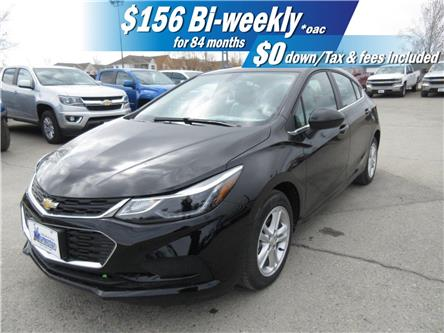 2018 Chevrolet Cruze LT Auto (Stk: 1B12932) in Cranbrook - Image 1 of 16