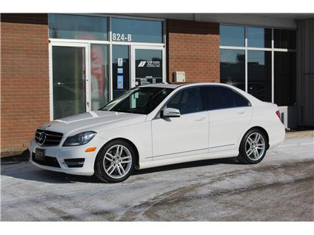2014 Mercedes-Benz C-Class Base (Stk: 207206) in Saskatoon - Image 1 of 21