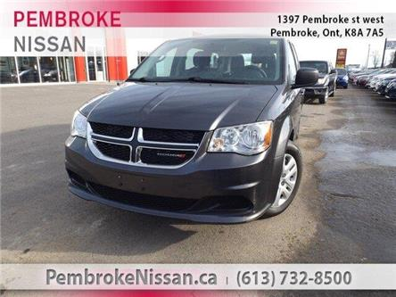 2017 Dodge Grand Caravan CVP/SXT (Stk: 19332A) in Pembroke - Image 1 of 24