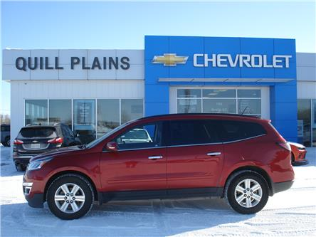 2014 Chevrolet Traverse 2LT (Stk: 19T235A) in Wadena - Image 1 of 14