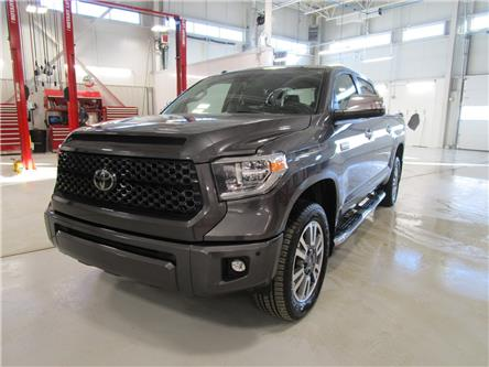 2018 Toyota Tundra Platinum 5.7L V8 (Stk: 2090151) in Moose Jaw - Image 1 of 28