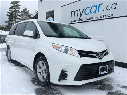 2019 Toyota Sienna LE 8-Passenger (Stk: 200179) in Kingston - Image 1 of 21